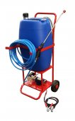 Sprayer Trolley 12 Volt, 60 lt