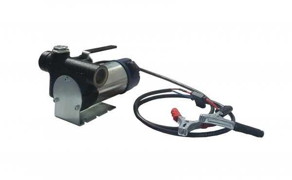 Electric pumps 12 Volt for drums - for diesel